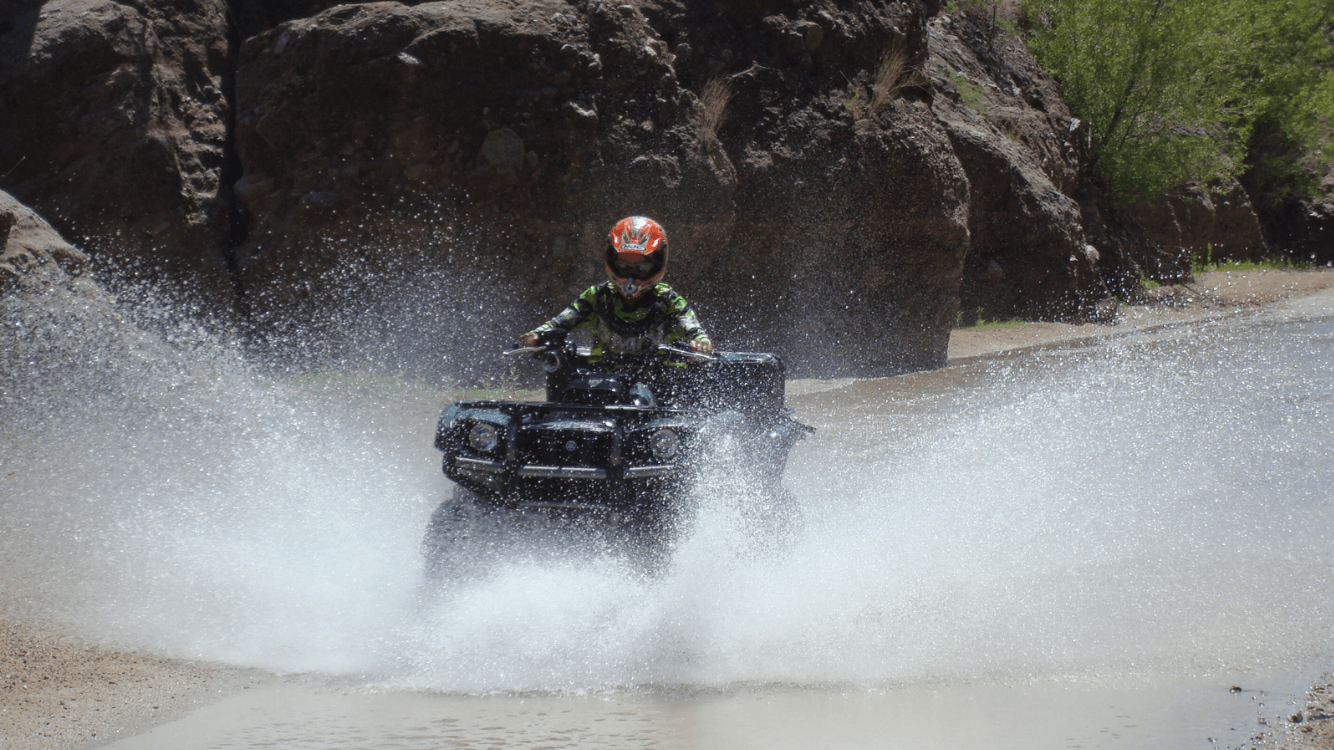 Box Canyon OHV by Steve Schwarzbach